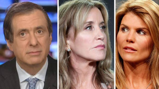 Howard Kurtz: Forget the actresses, college admissions scandal touches a nerve