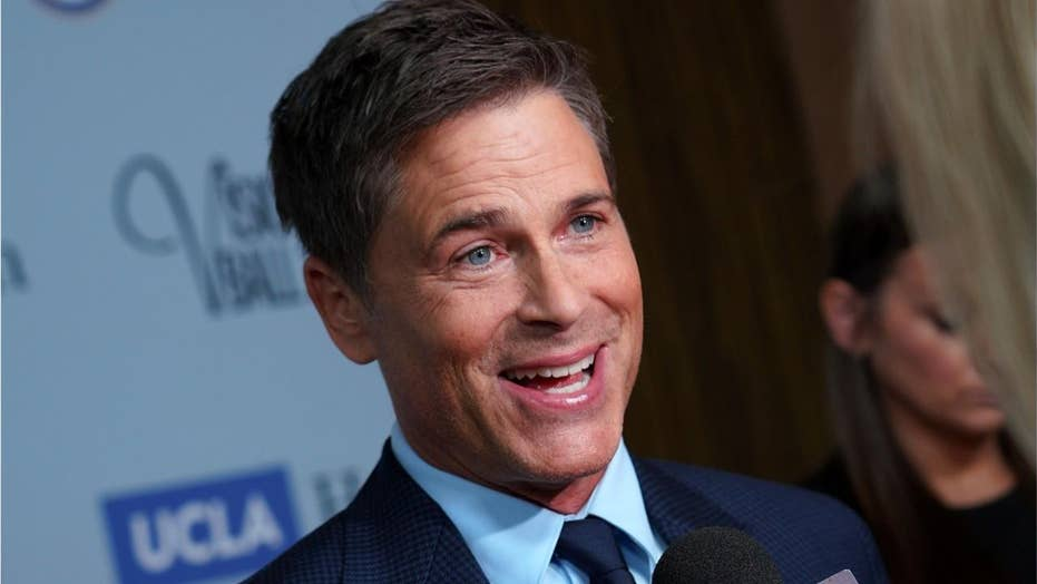 Rob Lowe tweet praises 'hardworking sons' amid college cheating scandal