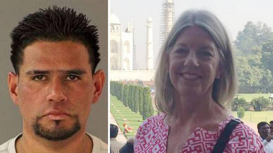Illegal immigrant with criminal history arrested in murder of California woman