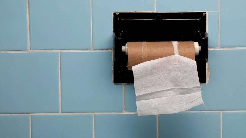Small German town finally uses up their 12-year supply of toilet paper