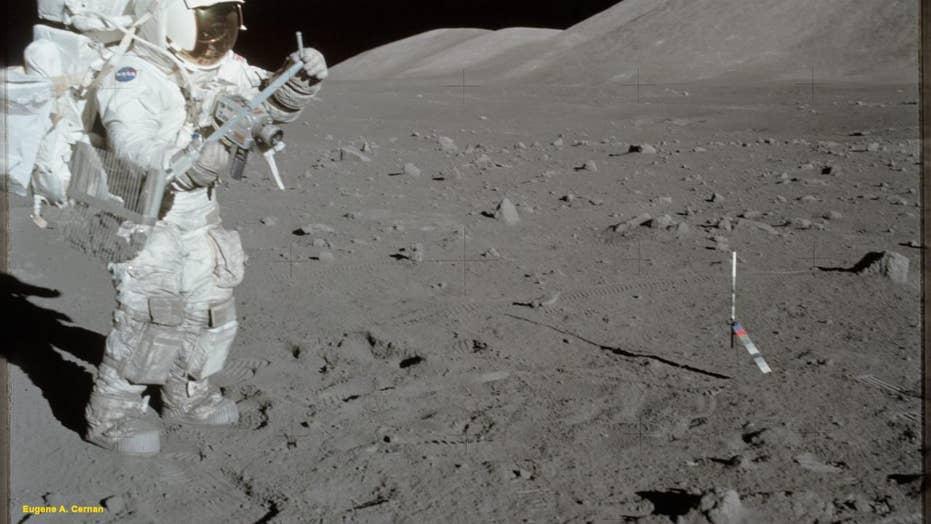 NASA announces plan to study Apollo moon samples