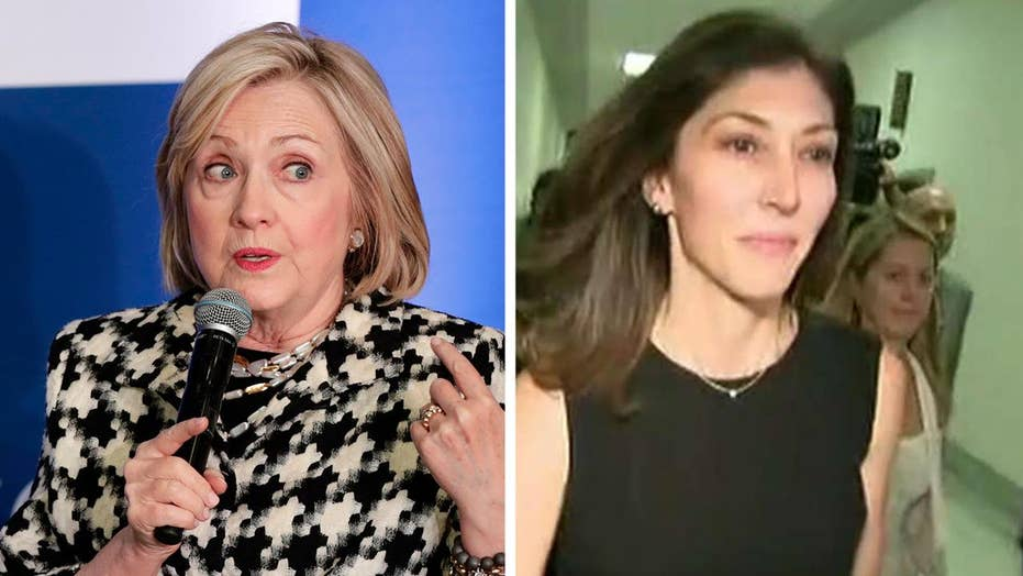 Former FBI lawyer admits being told to go easy on Hillary Clinton