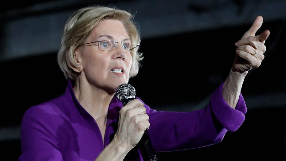 Elizabeth Warren has 'zero' sympathy for parents charged in college admissions scandal