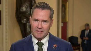 Rep. Waltz: China is now a peer competitor because they've stolen our technological edge
