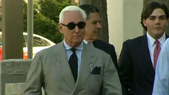 Judge orders DOJ to produce unredacted parts of Mueller report about Roger Stone