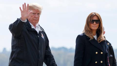 Does Melania Trump have a body double?