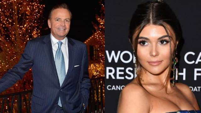 Report: Lori Loughlin's daughter was on the yacht of USC's Board of Trustees when her mom was accused in scheme