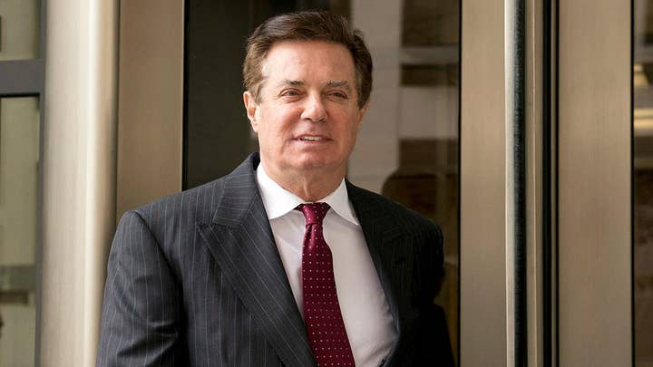 Paul Manafort indicted on state charges in New York