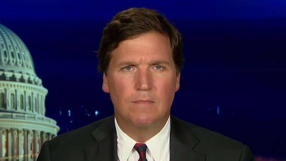 Tucker: You really never know who people are