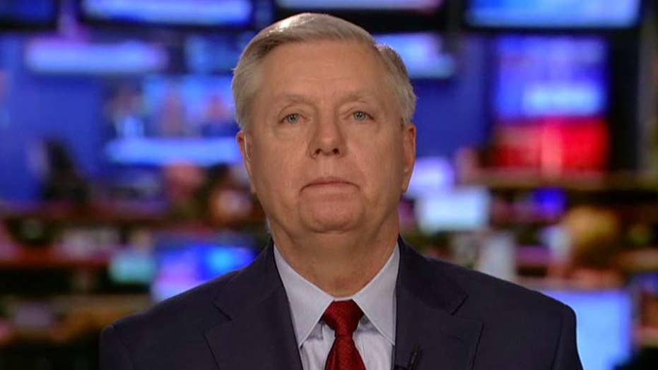 Sen. Graham: Clinton email investigation was short-circuited for her to win election