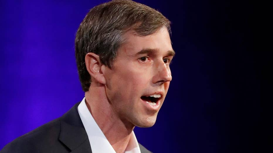 Beto O'Rourke launches 2020 presidential run