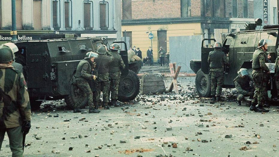 0488623d67 British ex-soldier to be charged in Bloody Sunday killings of Northern  Ireland protesters
