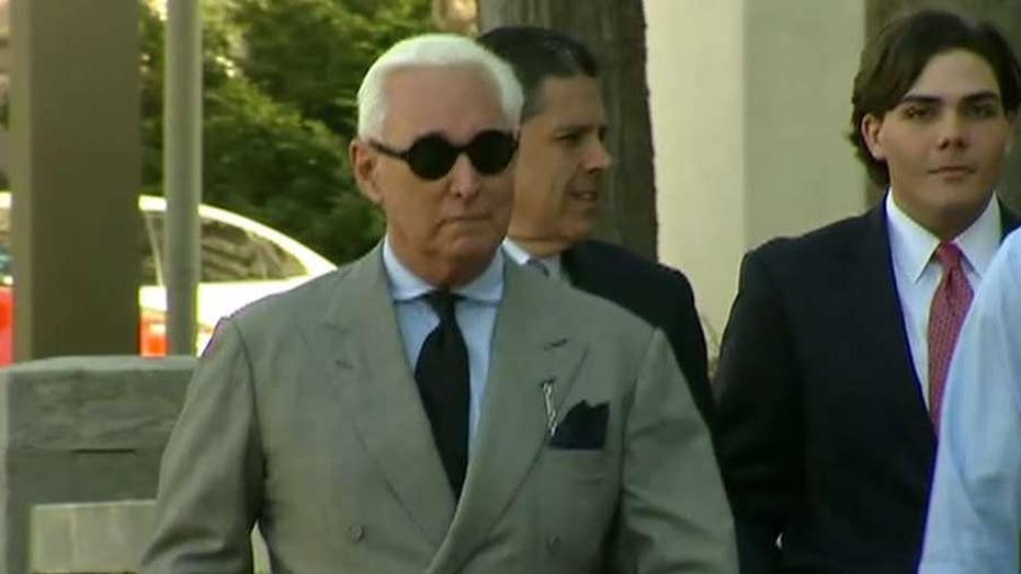 Judge sets November 5 trial for Roger Stone