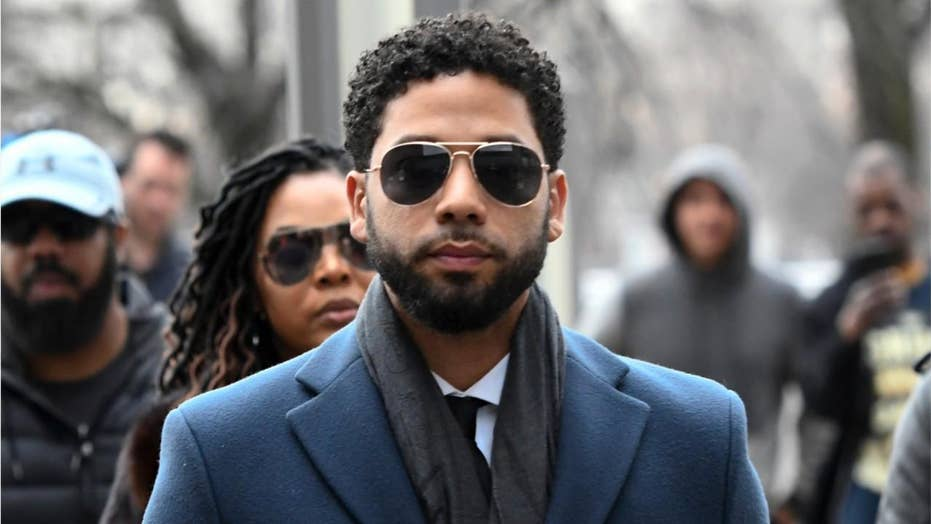 Jussie Smollett pleads not guilty on 16 counts of disorderly conduct stemming from alleged hate crime hoax
