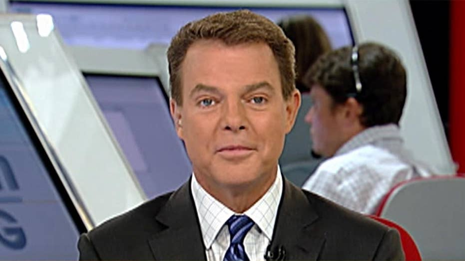 Highlights from Shepard Smith's career spent defending the First Amendment