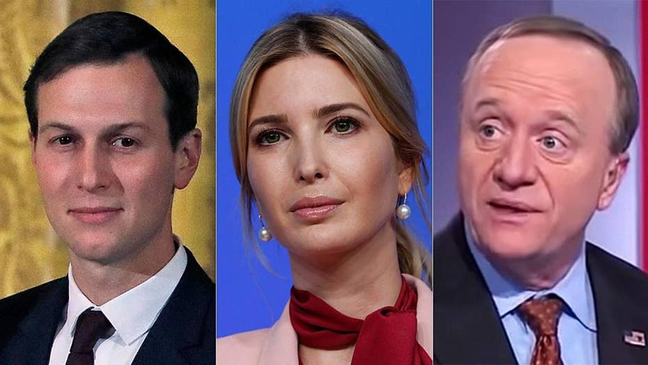 CNN's Paul Begala criticized for comparing Ivanka Trump, Jared Kushner to 'cockroaches'