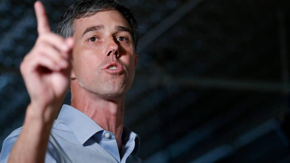 Beto O'Rourke hits the ground in Iowa following announcement of presidential bid