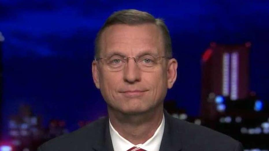 Rep. Collins: Strzok believed he was untouchable