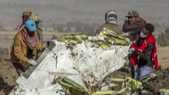 Ethiopian Airlines crash data shows 'clear similarities' with Lion Air accident, transport minister says