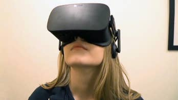 Therapists explore virtual reality to help patients