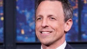 NBC's Seth Meyers pokes fun at MSNBC's Beto O'Rourke coverage