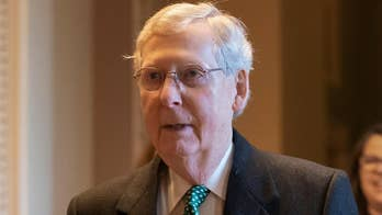 McConnell sets date to put Democrats' Green New Deal to the test