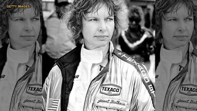 NASCAR legend Janet Guthrie dropped as award nominee, Hall of Fame contention