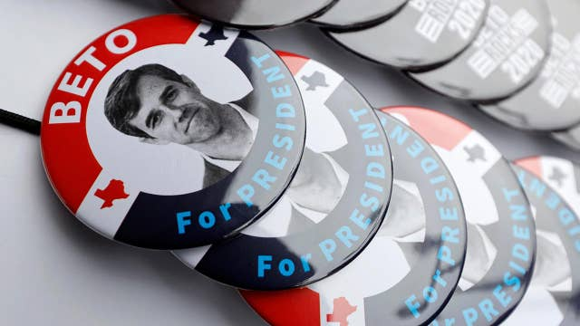 Beto-mania: The growing celebrity of presidential candidate Beto O'Rourke thumbnail