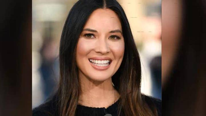 Actress Olivia Munn sounds off on the college admissions scandal
