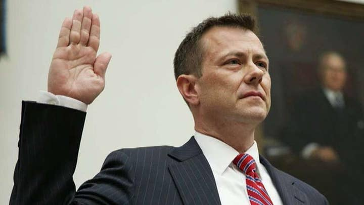 Clinton lawyers struck deal with DOJ to limit FBI access to Clinton Foundation emails, Strzok testifies