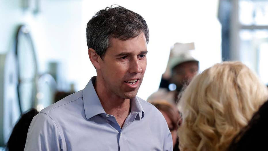 Does Beto O'Rourke have a shot at being a big contender in 2020?
