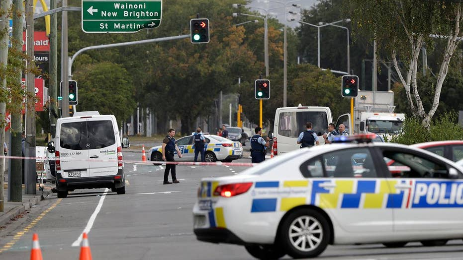 New Zealand Prime Minister: This is a terrorist attack
