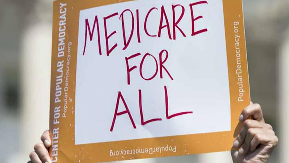 Can a left's 'free-for-all' Medicare work?