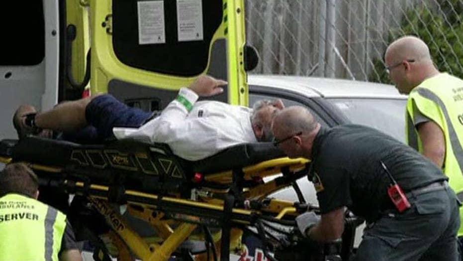 New Zealand Amb. Scott Brown talks investigation into mosque shooting