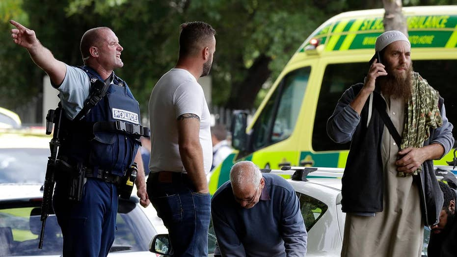 New Zealand gunman walked back through mosque to kill wounded