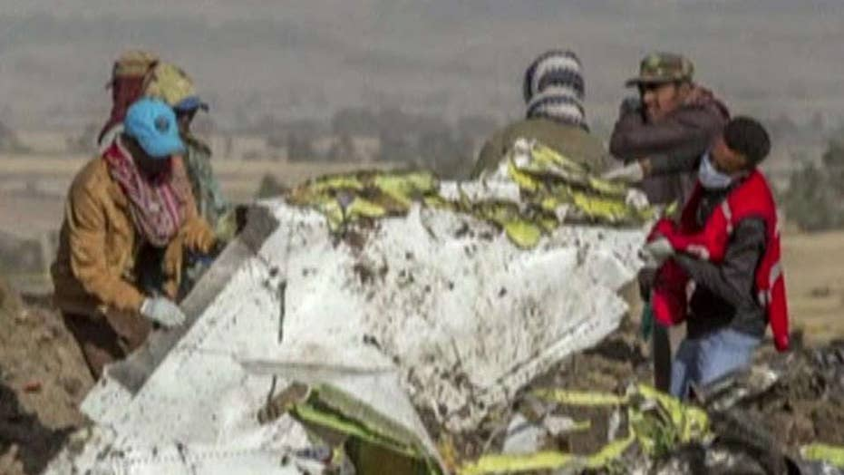 Panicked Ethiopian pilot requested to return to airport after takeoff, recordings reveal