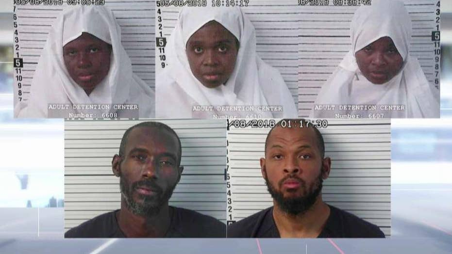 New Mexico compound suspects charged with plotting to attack FBI, military personnel