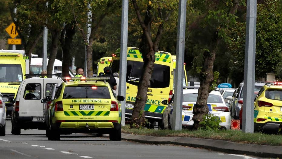 Reports of shootings, multiple fatalities at two mosques in Christchurch, New Zealand