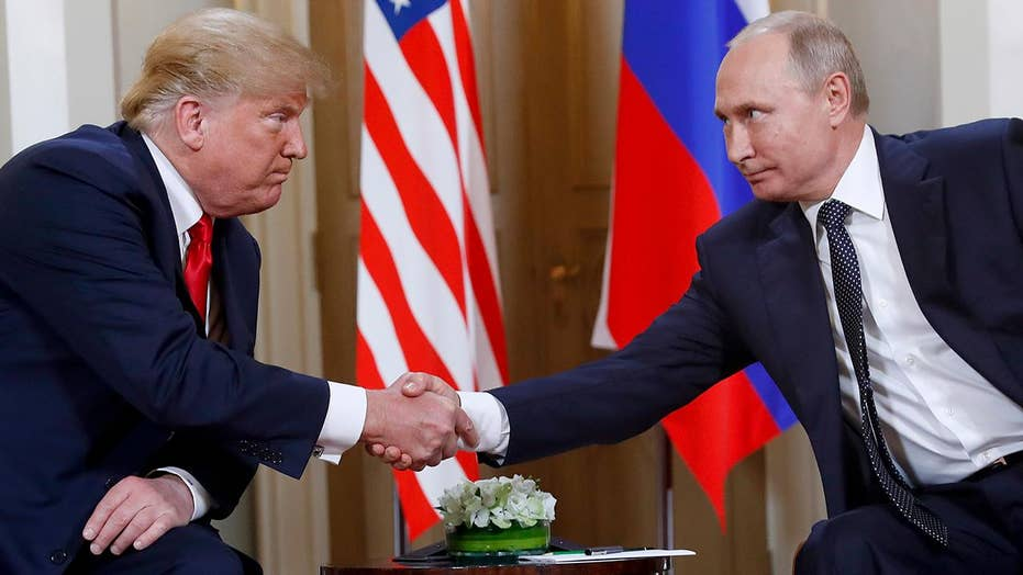 House Democrats ask White House and State Department for documents related to Trump-Putin communications