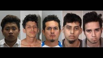 MS-13 members accused of stabbing 16-year-old 100 times