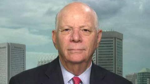 Sen. Cardin on whether Congress can override Trump's veto