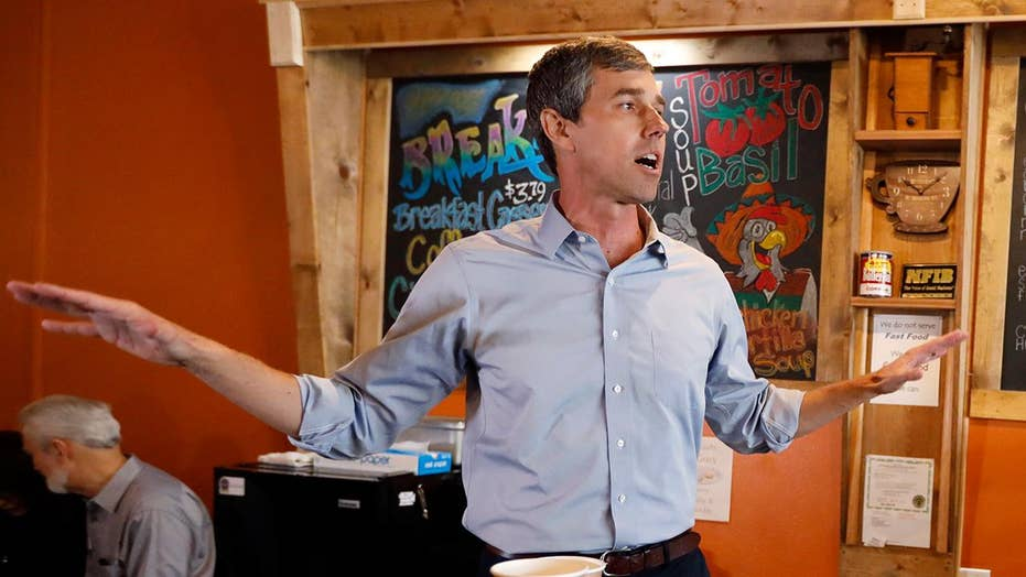 What do Beto O'Rouke's hand gestures tell us about him?