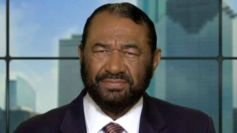 Rep. Al Green on his push for impeachment proceedings against President Trump