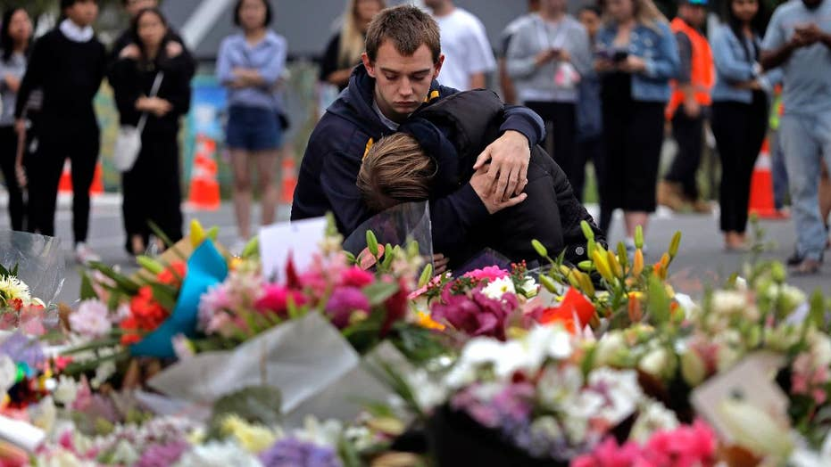 Social media sites are having a hard time removing the live-stream video of the New Zealand mass shooting