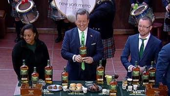 'Fox & Friends' celebrates St. Patrick's Day