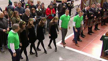 Get in the spirit of St. Patrick's Day with an Irish dancing lesson