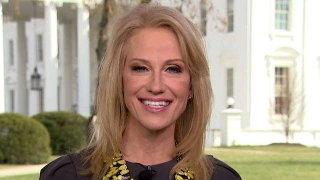 Kellyanne Conway to congress: Do your job and secure the border thumbnail