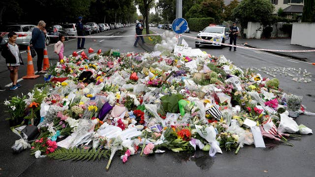 Death toll in Christchurch mosque shooting rises to fifty