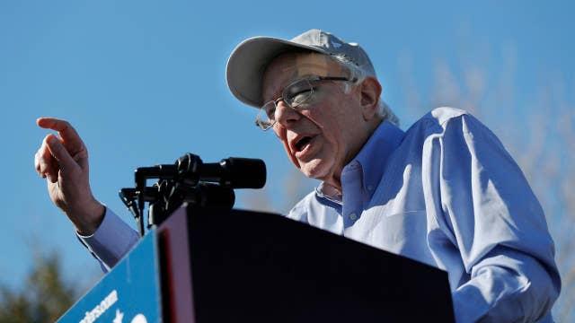 5 reasons Bernie Sanders could be the next Democratic presidential nominee