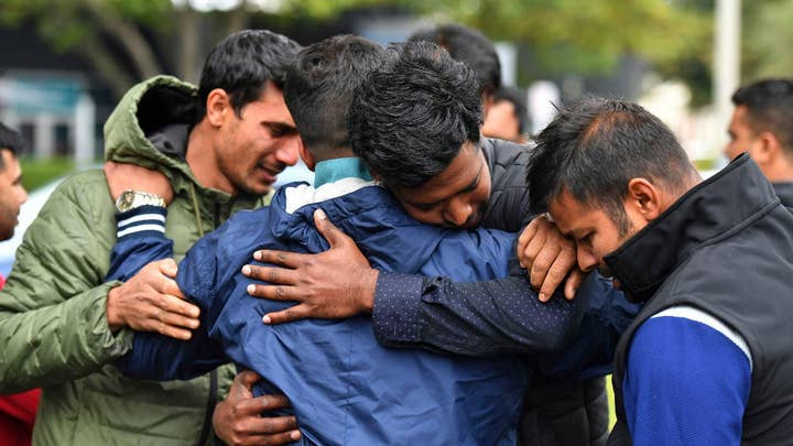 New Zealand mass shooter targets two mosques in the city of Christchurch